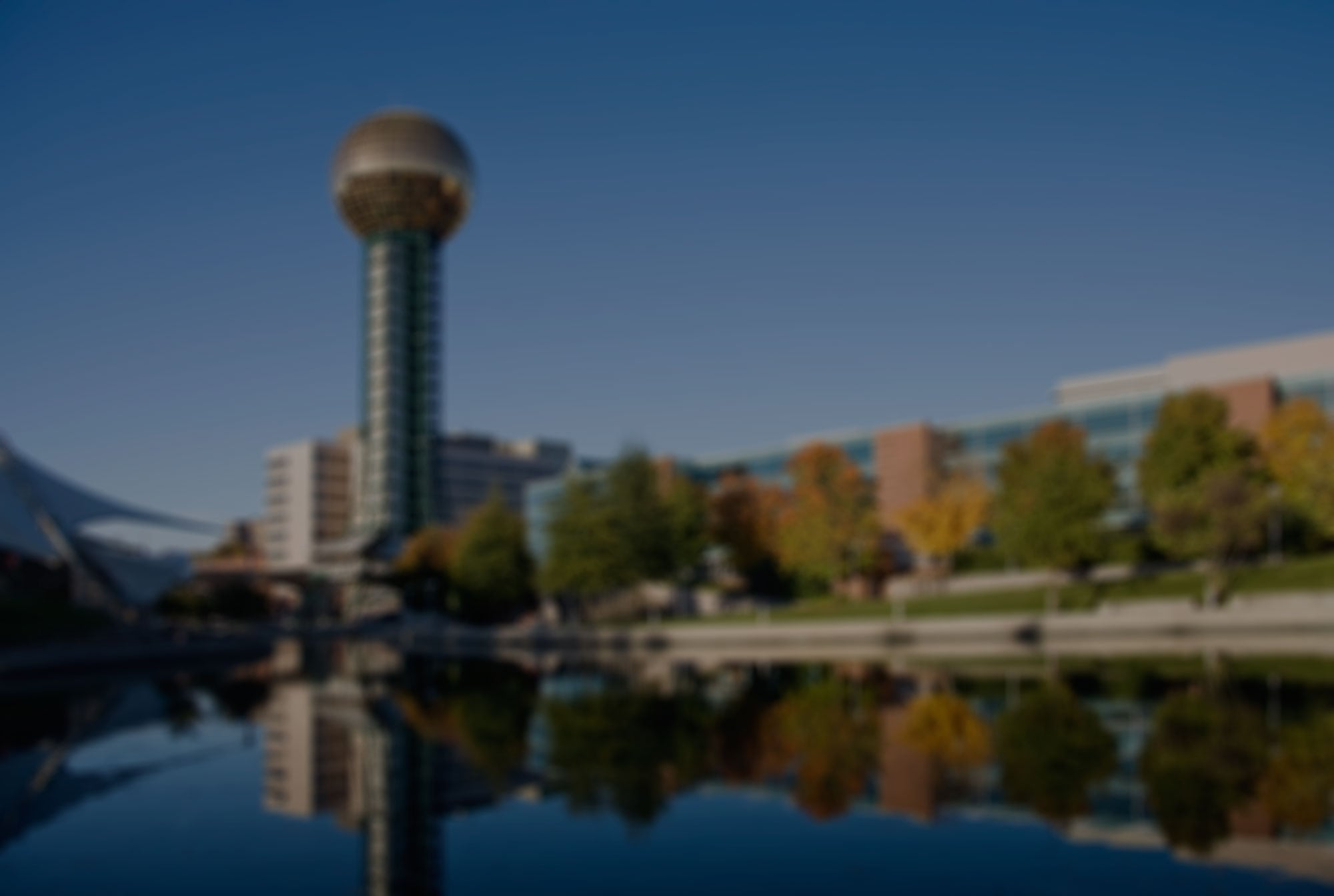 Knoxville Sunsphere - World's Fair Park
