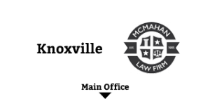 Knoxville Office Map Marker - McMahan Law Firm