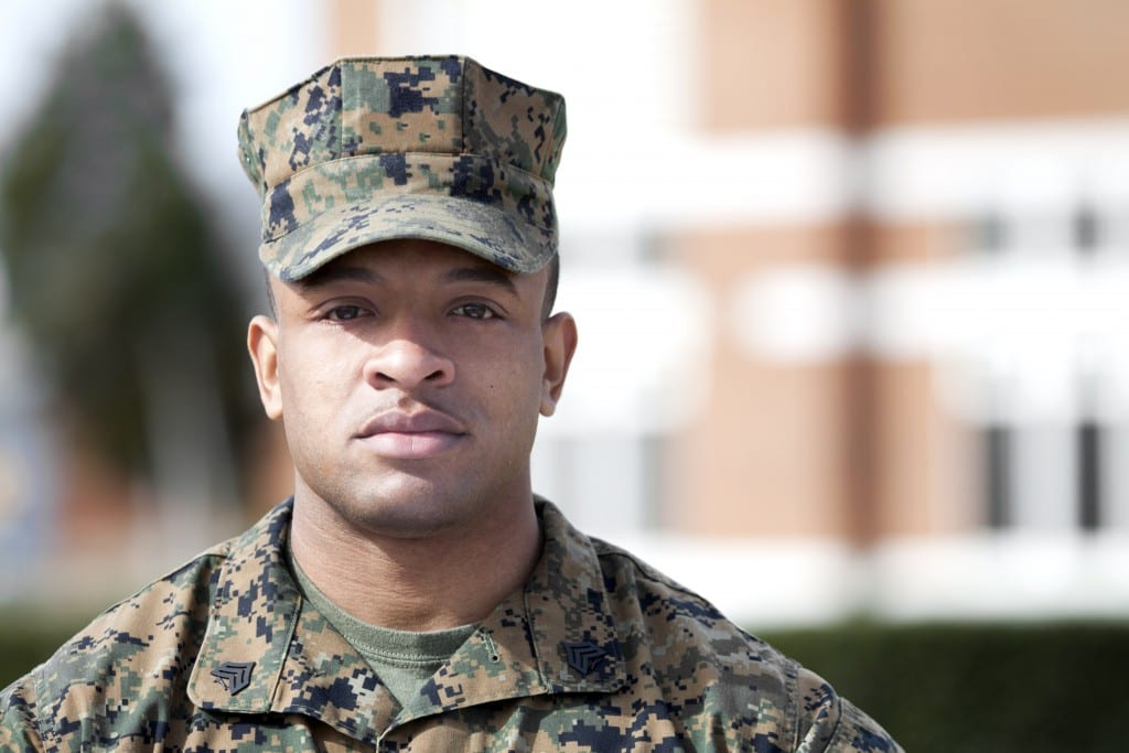 Army Soldier Stock Photo