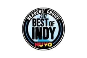 2017 Nuvo Reader's Choice Best Of Indy Logo