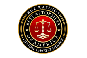 Rue Ratings - Best Attorneys of America Logo