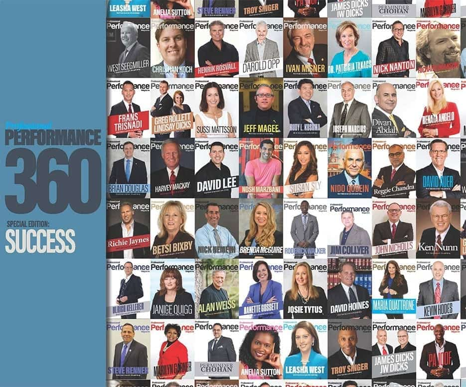 Professional Performance 360, Special Edition: Success