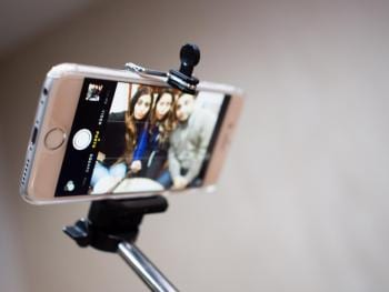 Selfie stick. If you've been in an accident with a distracted driver our Mobile, AL attorneys can help