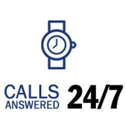 Calls Answered 24/7